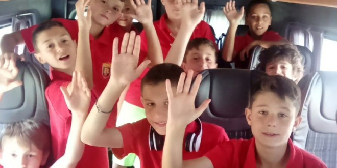 Познати патниците на турнирот во Бјелина, вардарците од генер. 2008 во нов поход