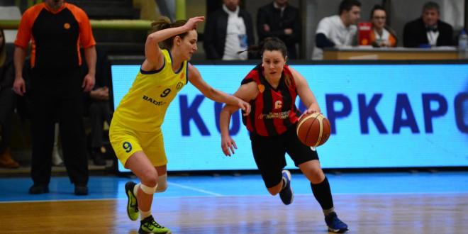 """Емилија Лазова: ЖКК Вардар го краси тимски дух и """"хемија"""" помеѓу сите нас"""