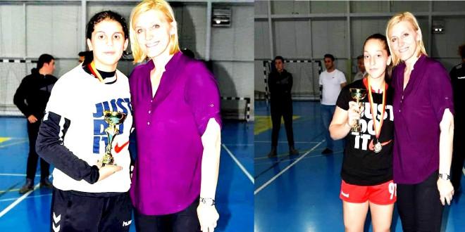 """(Фото+Видео) Коцева, Стефаноска и Ѓорѓиевска со лични признанија на Ф-4, вардаровите пионерки """"крунисани"""""""