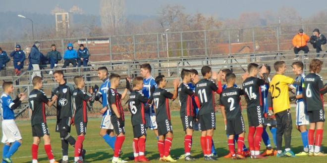 Неуспешна сезона за кадетите на ФК Вардар кои завршија на шесттото место
