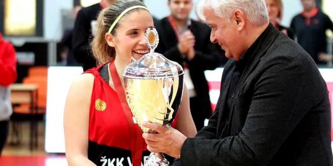 Деловска за Вардарфанс: ЖКК Вардар е тим на девојки со големи срца, вистинска привилегија е да си капитен