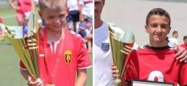 (Фотогалерија) Величковски и Грашески ги подигнаа трофеите, за освоеното прво место во Несебар