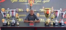 Сашо Милошевски: Успешна сезона за Академијата на ФК Вардар, во која успеавме да промовираме играчи за првиот тим, како и млади надежни тренери