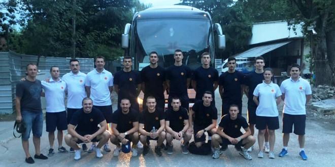 Младинската кошаркарска селекција замина на ЕП во Португалија, седум вардарци дел од експедицијата