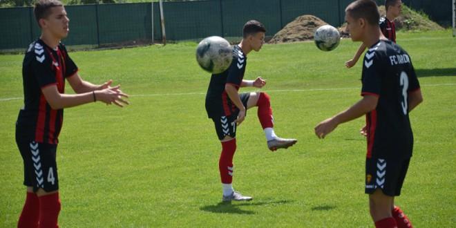 Пионерските екипи на ФК Вардар први стартуваат со тренинзи и подготовки за новата сезона