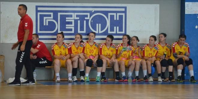 Кадетската женска селекција заминува на 1.август за Италија на ЕХФ Шампионатот