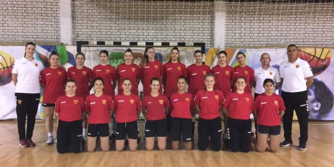 Познати саатниците за дуелите на ЕХФ Шампионатот во женска кадетска конкуренција