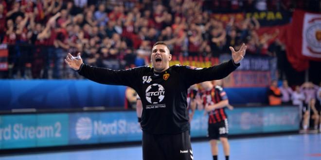 Милосављев е прогласен за најдобар ракометар на Србија, во сезоната 2018/19