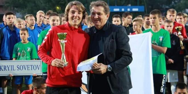 Вардар доби трофеј за фер – плеј екипа, на турнирот во Фоча