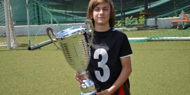 Лука Јакимовски: Во Академијата на Вардар има одлични услови за работа, најдраг трофеј ми е оној од регионалната лига освоен минатата сезона