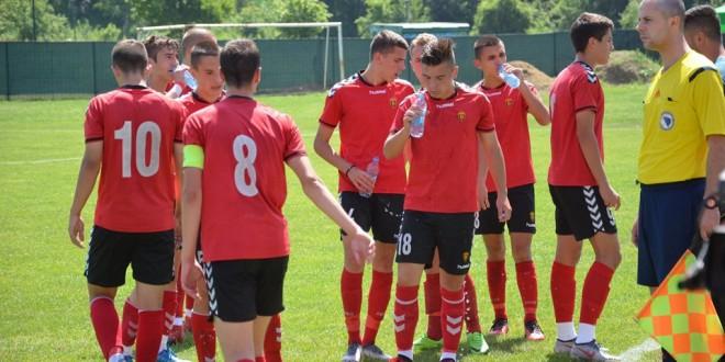 Пионерите на ФК Вардар, турнирот во Бугарија го отвараат против екипата на ЦСКА Софија