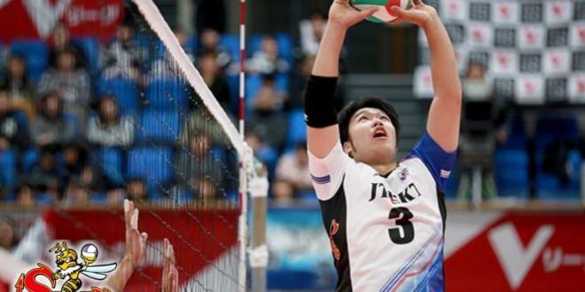 Првпат Јапонец ќе настапува во македонската одбојка, Вардар се засили со Сун Ватанабе