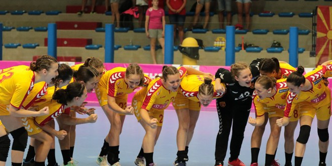 (Фотогалерија) ЕХФ Шампионат: Македонија-Полска