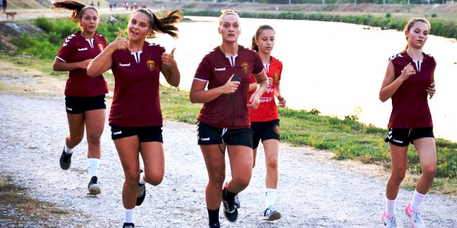 """(Фотогалерија) Лавиците ги """"гризаат """" километрите, пионерската екипа  работи вредно"""