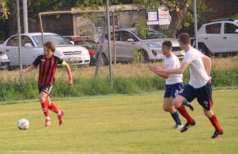 Контролни натпревари за младинските екипи на ФК Вардар