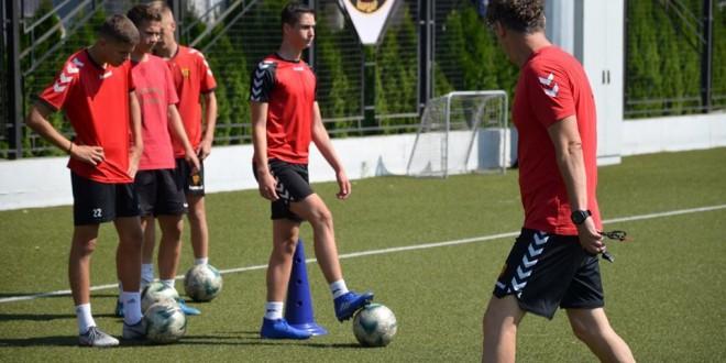 Победи на пријателските натпревари за сите генерации на ФК Вардар