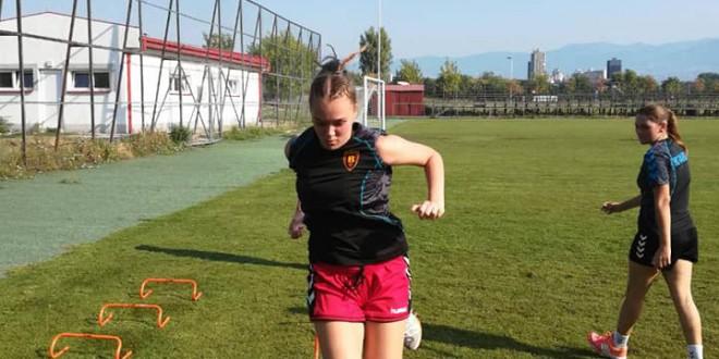 ЖРК Вардар првите десет дена  ќе работи на кондициони тренинзи и во теретана, во сала по комплетирањето