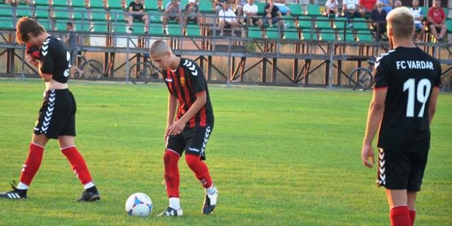 Утре стартува новата сезона за кадетите и младинците на ФК Вардар