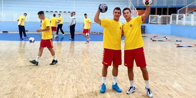 (СТРИМ) Македонија- Аргентина, кадетите го стартуваат СП