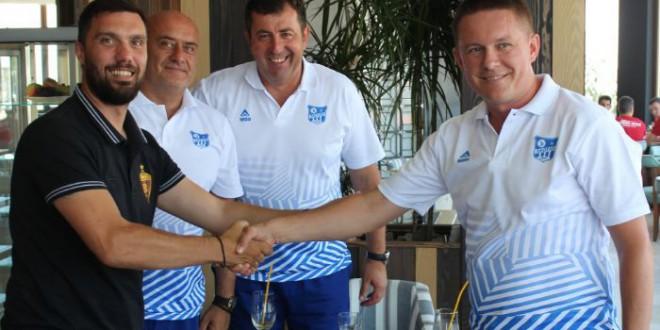 РК Вардар и Леотар постигнаа договор за взаемна соработка