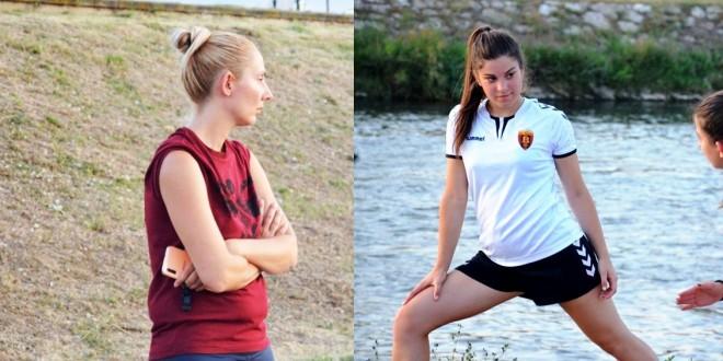 """Ристова: Сите девојки работат максимално мотивирано; Диневска: """"Храбрите срца"""" и искуството  од лани се наша предност"""