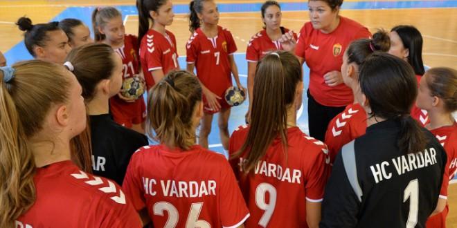 """Пионерките ќе играат за  """"бронза"""" на турнирот во Белград"""