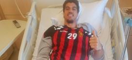 Жозе Толедо денес беше успешно опериран