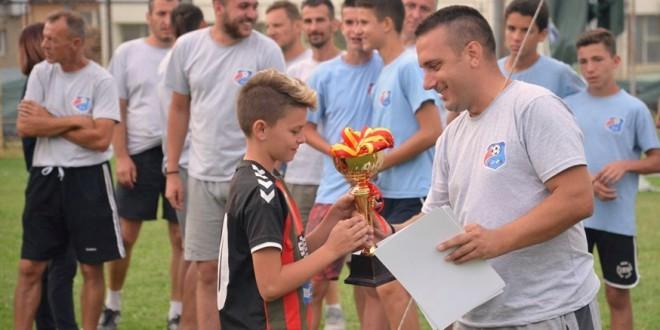 """(Фотогалерија) Завршна церемонија на """"Кул Куп"""", Вардар освои сребрен и бронзен медал"""