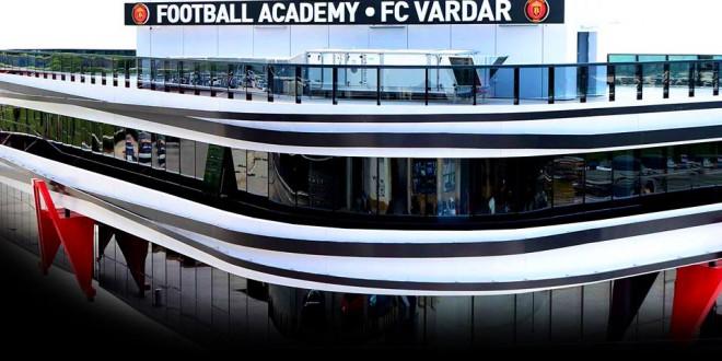 Фудбалскиот клуб Вардар врши упис на нови членови во Академијата