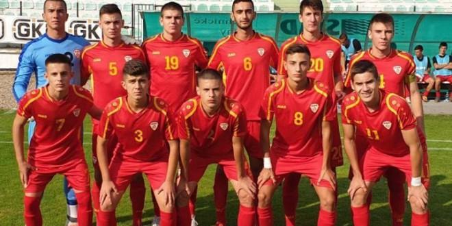 Седум играчи од ФК Вардар со повик за настап во репрезентацијата У18, за контролните дуели против Израел