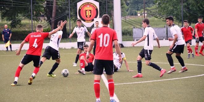 Пионерските екипи на ФК Вардар се домаќини на Шкендија, кадетите и младинците гостуваат во Тетово
