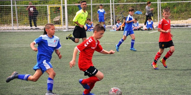 Претстојниов викенд стартува новата сезона во детската фудбалска лига