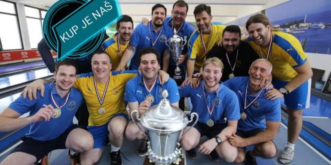 """Куглање: Вардар во четврток ќе го """"тестира"""" Европскиот првак во Скопје"""