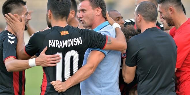Вардар го доби контролниот натпревар против Македонија Ѓ.П