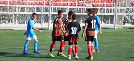 (Фотогалерија) ФК Вардар ген.2008  ја започна со два триумфа  Детската лига