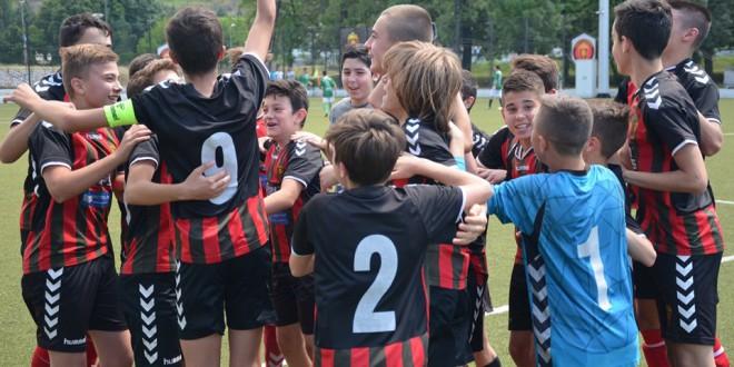 Новата сезона во регионалната-скопска лига стартува на 14.септември, дерби во второто коло против екипата на Шкендија