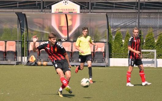 (Фотогалерија) Победнички старт на новата сезона за кадетите на ФК Вардар