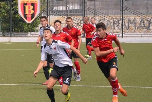 Натпревари од 1/8 финалето во Купот на Македонија ќе одиграат пионерските екипи на ФК Вардар