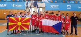 Вардар М14 со три победи во Чешка, вардарецот Величковски прв стрелец на турнирот