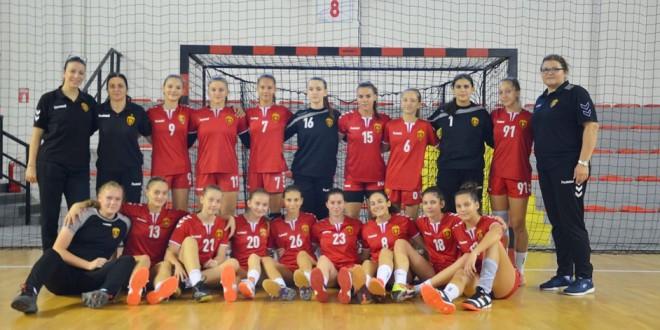 Викендов 1.коло во кадетската лига, девојките на Вардар одбраната на титулата ја започнуваат со Ѓорче
