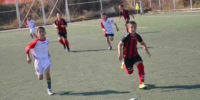 (Распоред) Ново коло во детската фудбалска лига