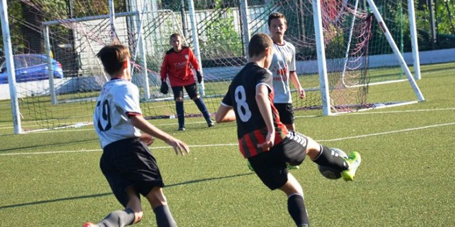 (Фотогалерија) ФК Вардар генер. 2006 обезбеди триумф на првиот 1/4 финален меч во Купот