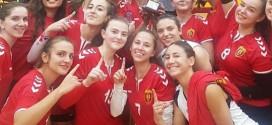 Одбојка! Девојките на Вардар први на турнирот во Струмица