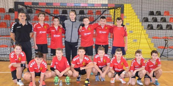 Јуниор лига: Момците на Будимир отворија со победа над Ангели (ФОТО)