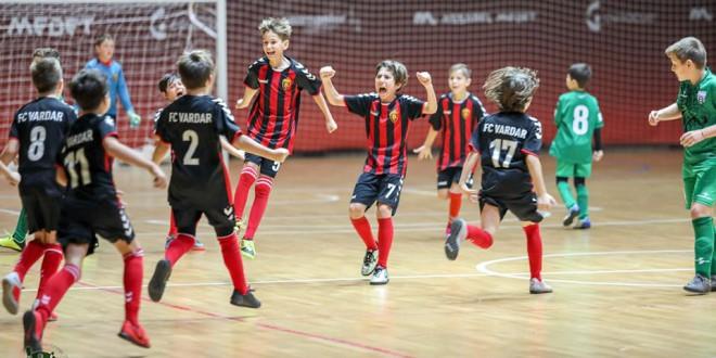 ФК Вардар генер. 2009 го освои меѓународниот турнир во Панаѓуриште-Бугарија