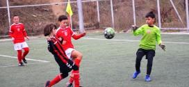 Скратен распоред на натпревари во детската лига, есенскиот дел го завршија генер. 2007 и 2010