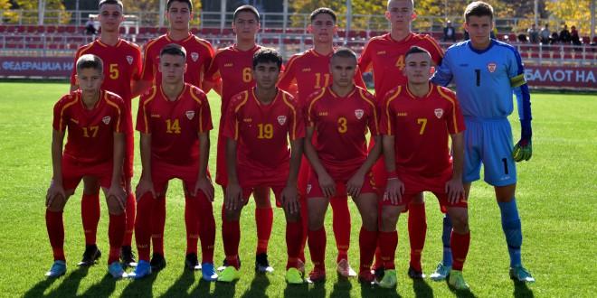 Љушев дебитираше за Македонија, избраниците на Канатларовски одиграа без голови против Романија