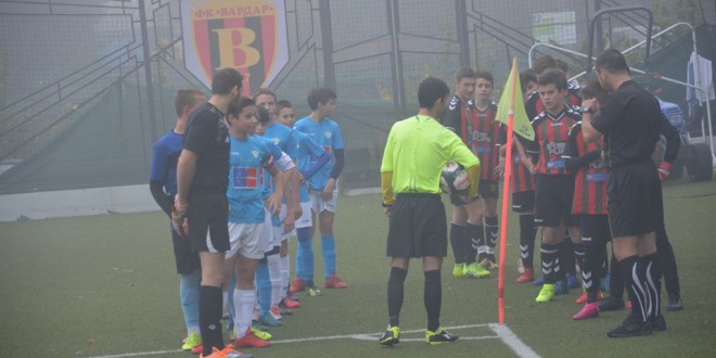 ФК Вардар генер. 2006 продолжува со победите во регионалната-скопска лига, совладан и тимот на Форца