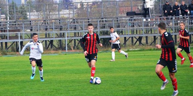 ТАБЕЛИ !! Три победи и еден пораз за младинските екипи на ФК Вардар во дуелите со Шкендија