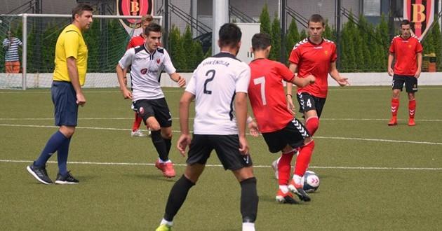 Дерби меѓу Вардар и Шкендија, во рамките на 11.коло во младинските фудбалски лиги